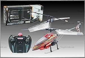 Мини-вертолет на инфракрасном управлении Phantom, красный, LS-6010-2, купить