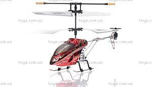 Мини-вертолет на инфракрасном управлении Phantom, красный, LS-6010-2, фото