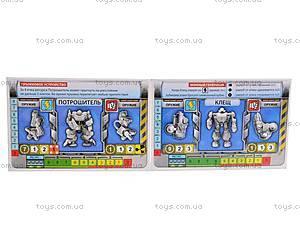 Минироботы ZOD «Клещ и Потрошитель», 441, игрушки