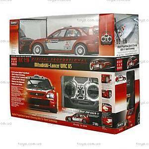 Радиоуправляемая машина Mitsubishi Lancer WRC, S86042, купить