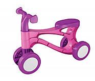 Беговел фиолетовый Lena, 7166, детский