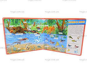 Детская книга «Мой первый словарик» В лесу, А18823У, купить