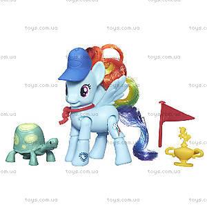 Игровой набор My Little Pony «Пони с артикуляцией», B3602, купить