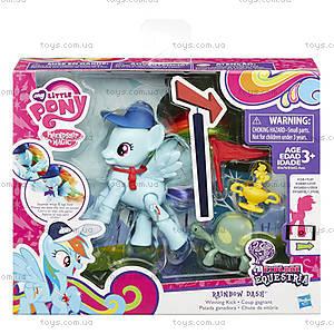 Игровой набор My Little Pony «Пони с артикуляцией», B3602, отзывы