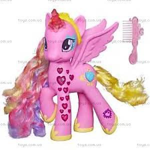 Игрушечный пони-модница «Принцесса Каденс», B1370, купить