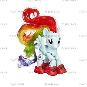 Игрушечный пони с артикуляцией My Little Pony, B3598, купить
