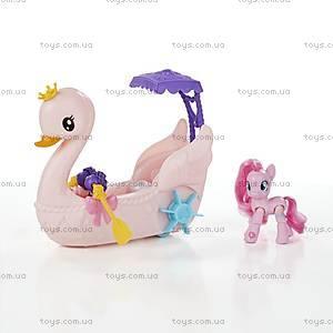 Игровой набор My Little Pony «Пинки Пай на лодке», B3600, фото