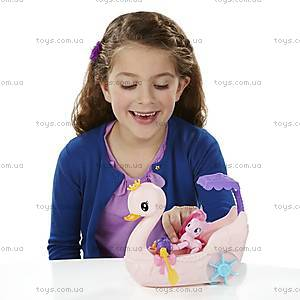 Игровой набор My Little Pony «Пинки Пай на лодке», B3600, отзывы