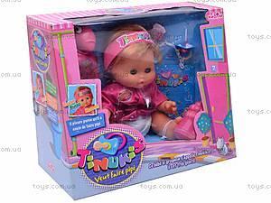 Многофункциональная кукла Tinukis, 40153, купить