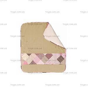 Многофункциональное покрывало «Мозаика», бежевое, 0101-P-16