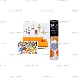 Многоразовые наклейки Zolo Decor, ZDECO