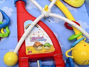 Мобиль на кроватку музыкальный, 34697, игрушки
