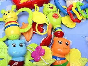Мобиль на кроватку музыкальный, 34697, детские игрушки