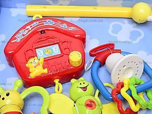 Мобиль на кроватку музыкальный, 34697, toys.com.ua