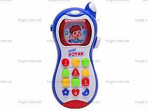 Мобильник обучающий Play Smart, 7334, фото