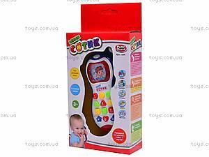Мобильник обучающий Play Smart, 7334, цена