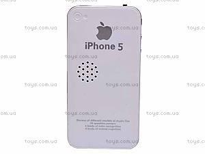 Мобильный музыкальный телефон iPhone 5, 003-2, отзывы
