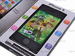 Мобильный музыкальный телефон iPhone 5, 003-2, цена