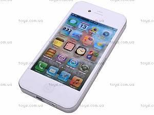 Мобильный музыкальный телефон iPhone 5, 003-2, игрушки