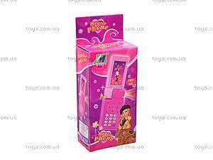 Мобильный телефон, для девочек, 8788-B, фото