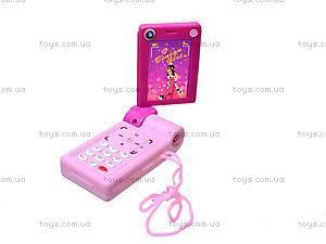 Мобильный телефон, для девочек, 8788-B