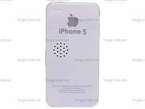 Мобильный телефон iPhone 5 музыкальный, 003-1, купить
