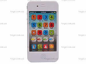 Мобильный телефон iPhone 5 музыкальный, 003-1