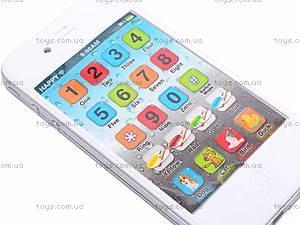 Мобильный телефон iPhone 5 музыкальный, 003-1, фото