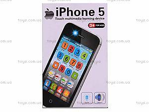 Мобильный телефон iPhone 5 музыкальный, 003-1, отзывы