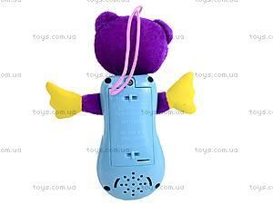 Мобильный телефон «Кролик», JB555-999A, детские игрушки