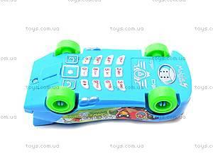 Мобильный телефон-машинка Angry Birds, 777-4, фото