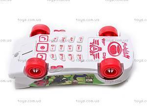 Мобильный телефон-машинка Ben 10, 777-3, отзывы