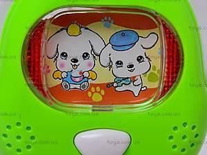 Мобильный телефон музыкальный, FR354, игрушки