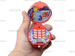 Мобильный телефон «Рыбка», 444121VP-MP, фото