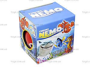 Мобильный телефон «Рыбка», 444121VP-MP, детские игрушки