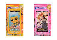 Игрушка  «Мобильный телефон», 3 вида, 686-A, купить