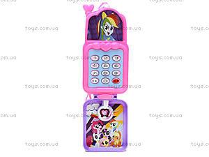 Детский сотовый телефон «Милые пони», 1601, цена