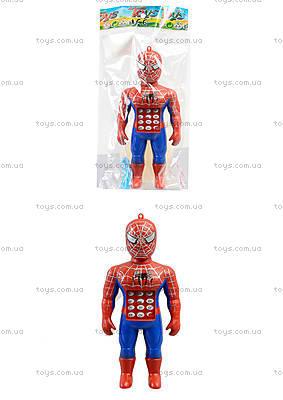 Детский мобильный телефон «Человек-паук», 3701