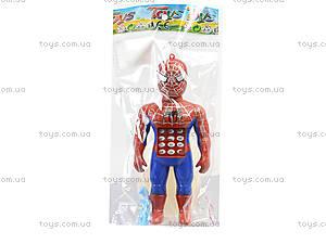Детский мобильный телефон «Человек-паук», 3701, отзывы