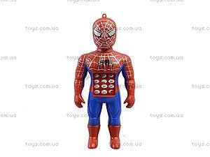 Детский мобильный телефон «Человек-паук», 3701, цена