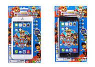 Детский телефон «Щенячий Патруль», MS772P-A9(1587481), купить