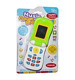 Мобильный телефончик (бело-салатовый), СY1013С