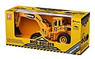 Mod-Builder Трактор с ковшом (R6015-1Ut), R6015-1Ut, отзывы