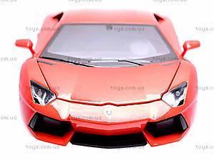 Модель 1:24 Lamborghini Aventodor LP-700-4, 24033W, купить