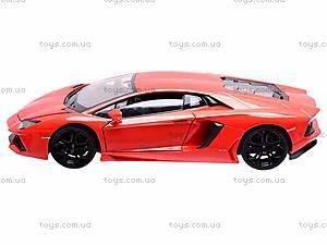 Модель 1:24 Lamborghini Aventodor LP-700-4, 24033W, фото