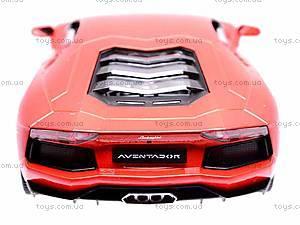 Модель 1:24 Lamborghini Aventodor LP-700-4, 24033W, отзывы
