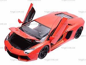 Модель 1:24 Lamborghini Aventodor LP-700-4, 24033W