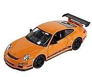 Модель 1:24 PORSCHE 911(997) GT3 RS Welly, 22495W, фото