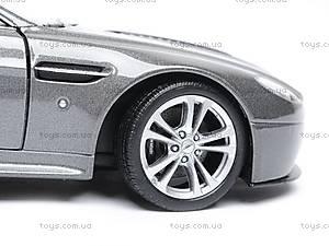 Модель ASTON MARTIN 2010 V12, масштаб 1:24 , 24017W, игрушки