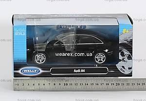 Модель AUDI A4 2008, масштаб 1:24, 22512W